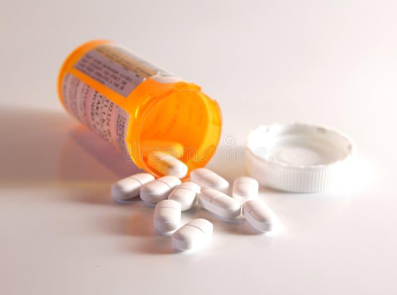 Medicamentação de dor foto de stock royalty free
