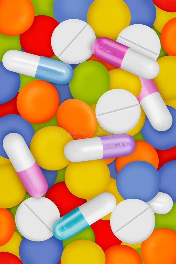 medicaments стоковое фото rf