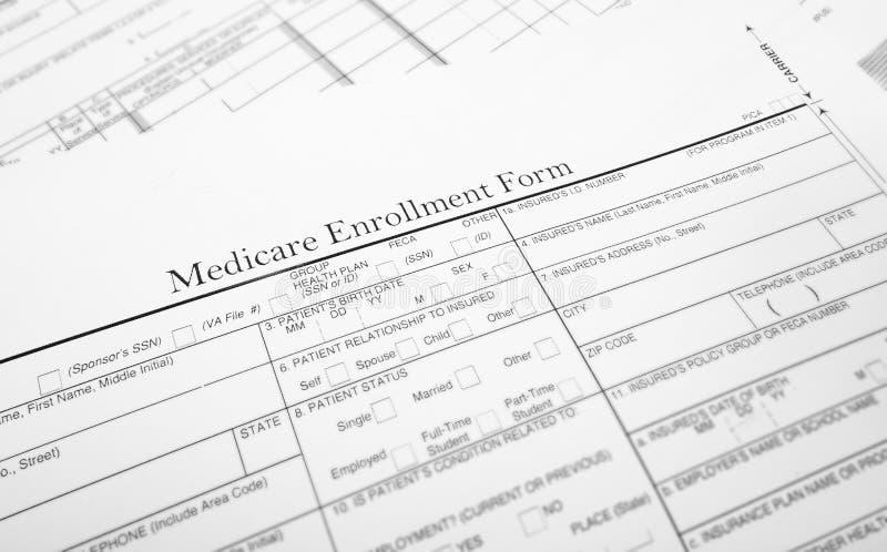 Medicare zdjęcie stock