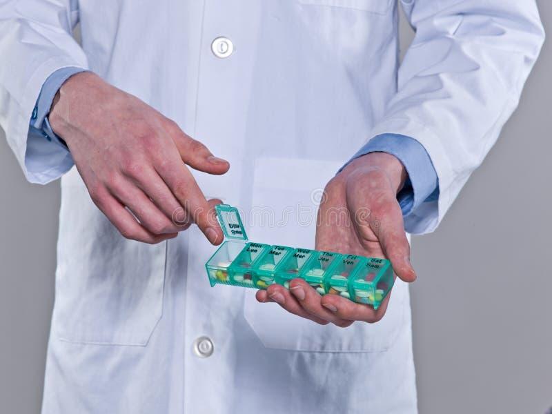 Medication-4 imagem de stock