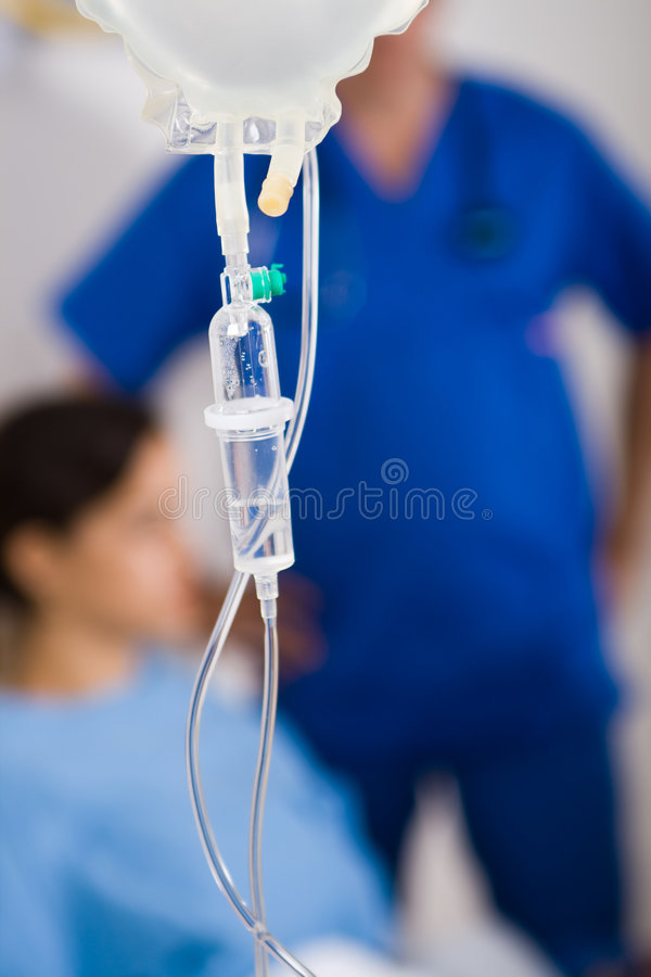Free Medication Drips Stock Photography - 8095522