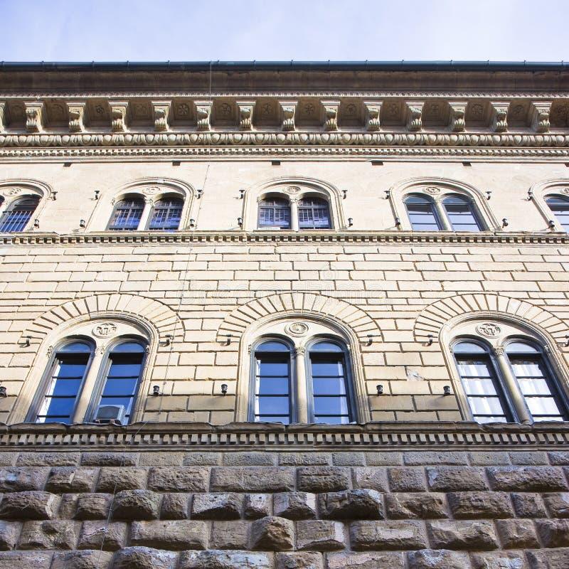 Medici Riccardi pałac (Florencja) obrazy stock