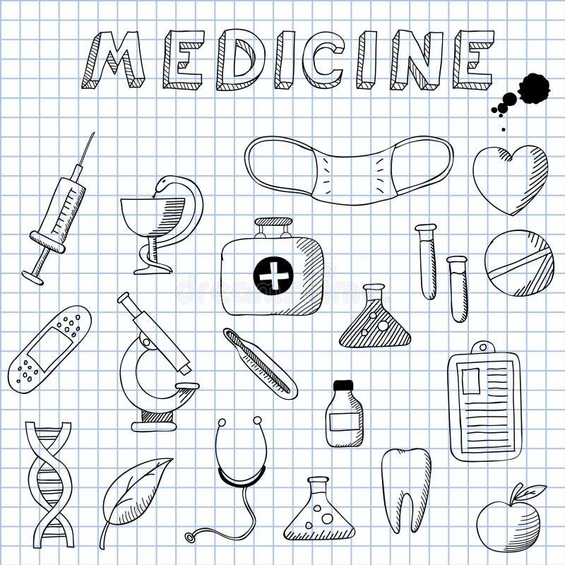 medicin royaltyfri bild