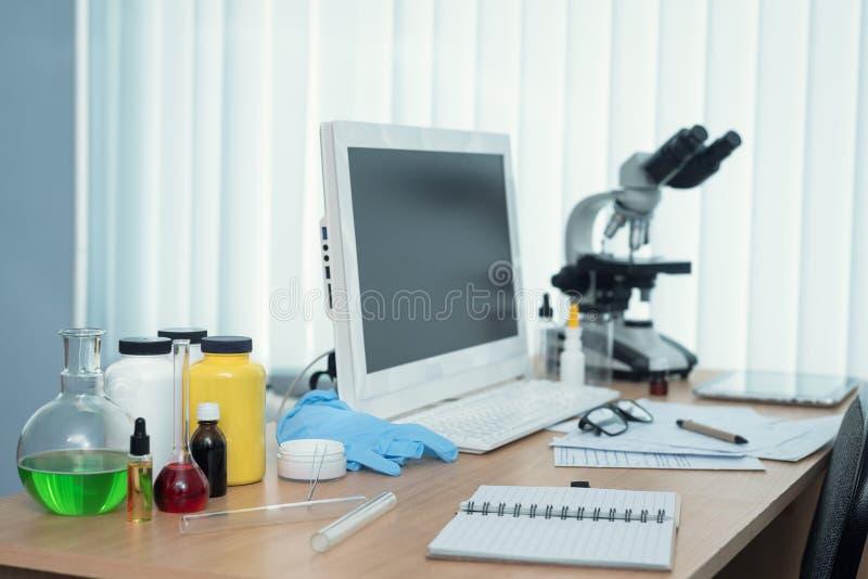 Medicin apotek pharmacology arkivfoton