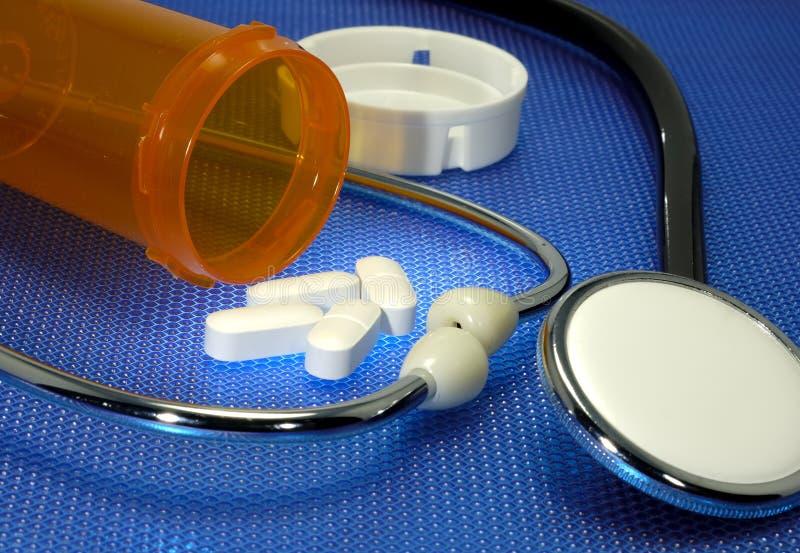 Medicina imagen de archivo libre de regalías