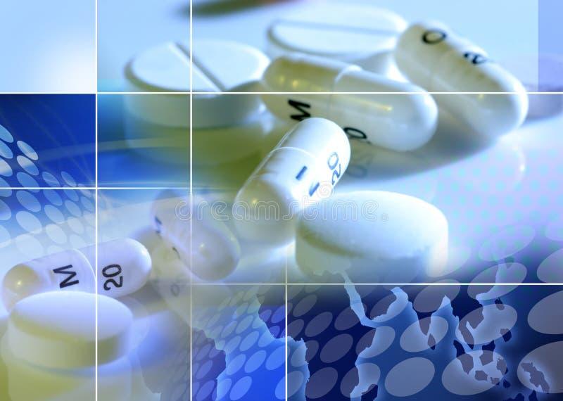 Medicina immagini stock
