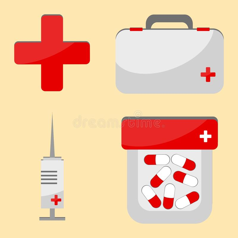 medicina libre illustration