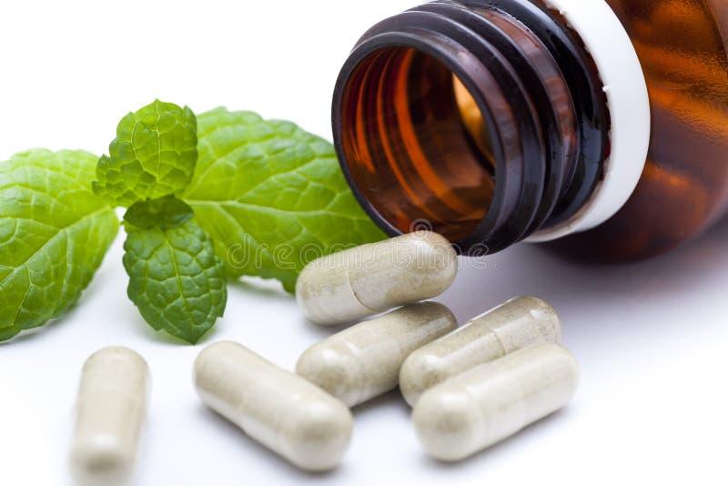 Medicina alternativa imagens de stock royalty free