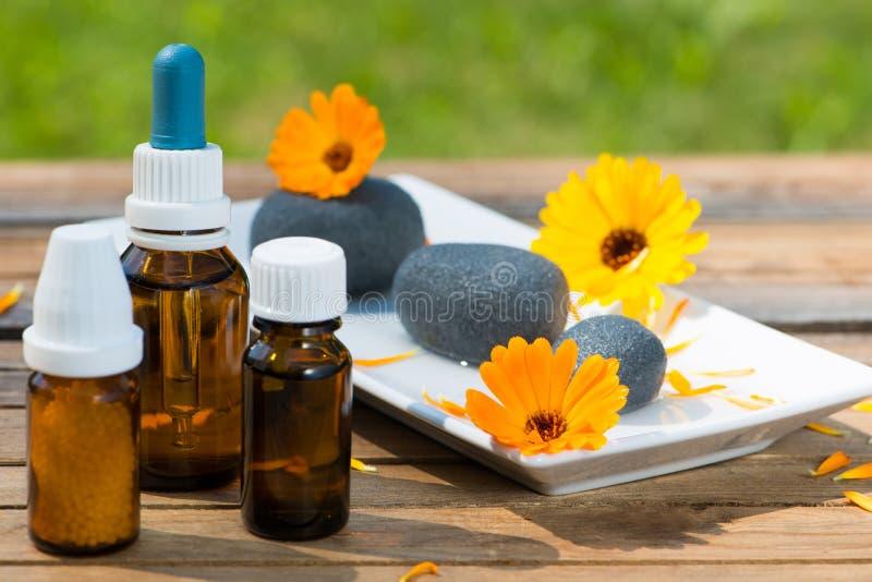 Medicina alternativa immagini stock