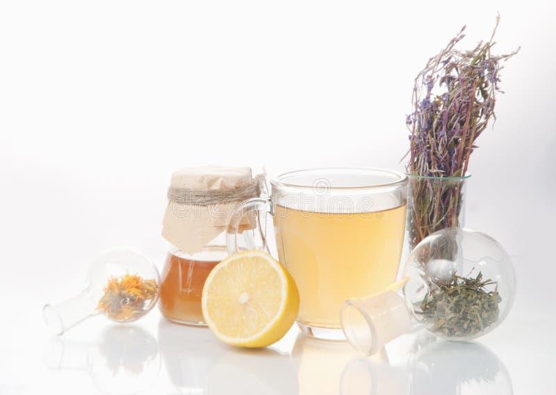 Download Medicina Alternativa Delle Erbe Curative Fotografia Stock - Immagine di miele, aloe: 30831366