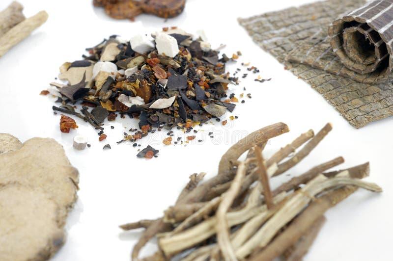 Medicina china tradicional 1 foto de archivo libre de regalías