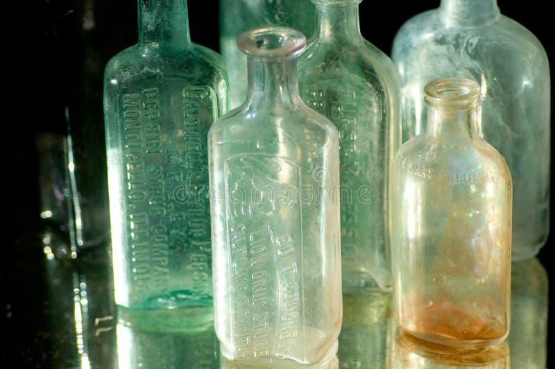 Medicina de antaño imagen de archivo