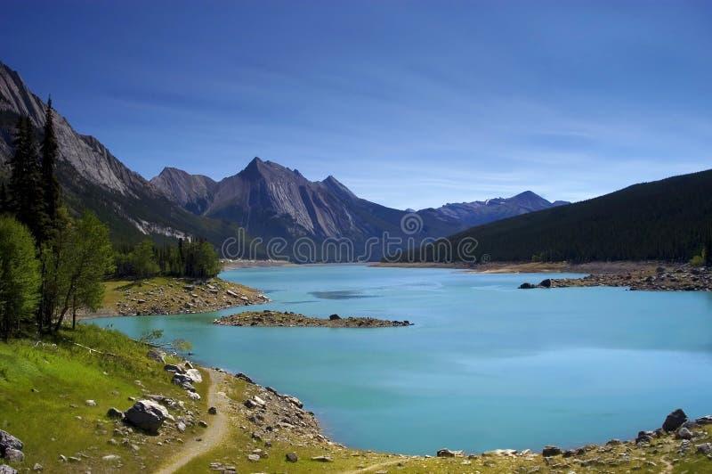 medicina del lago immagini stock