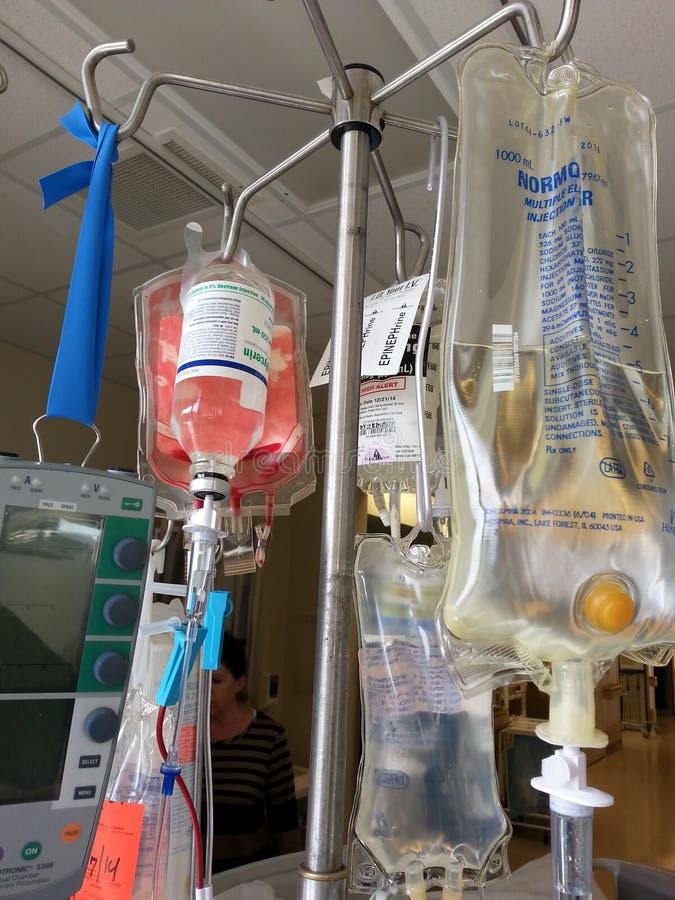 Medicina do hospital imagem de stock