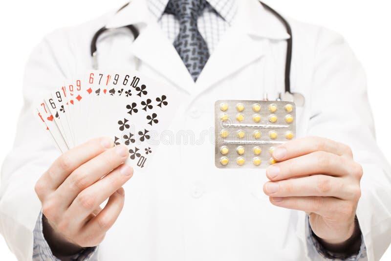 Medicina e sanità immagini stock