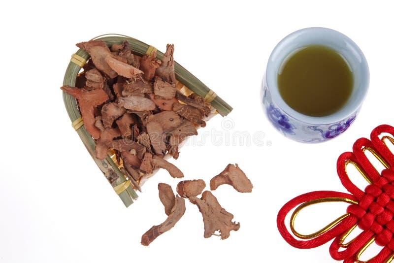 Medicina erval chinesa imagens de stock