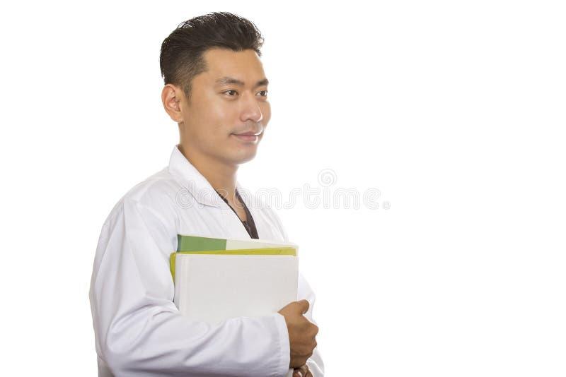 Medicinare eller forskare Intern arkivfoton