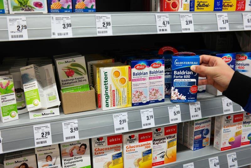 Medicinas alternativas imagenes de archivo