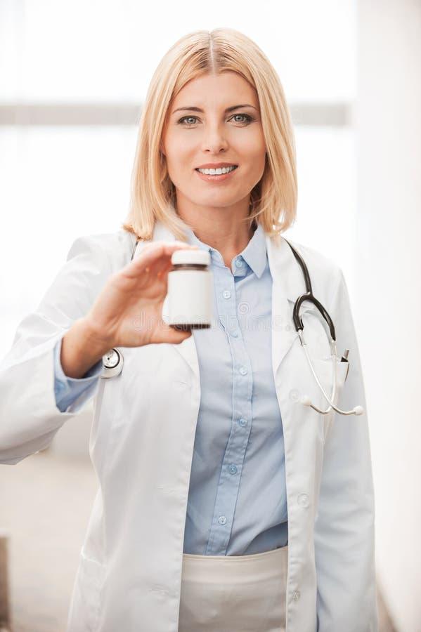 Medicinas curas fotografia de stock royalty free