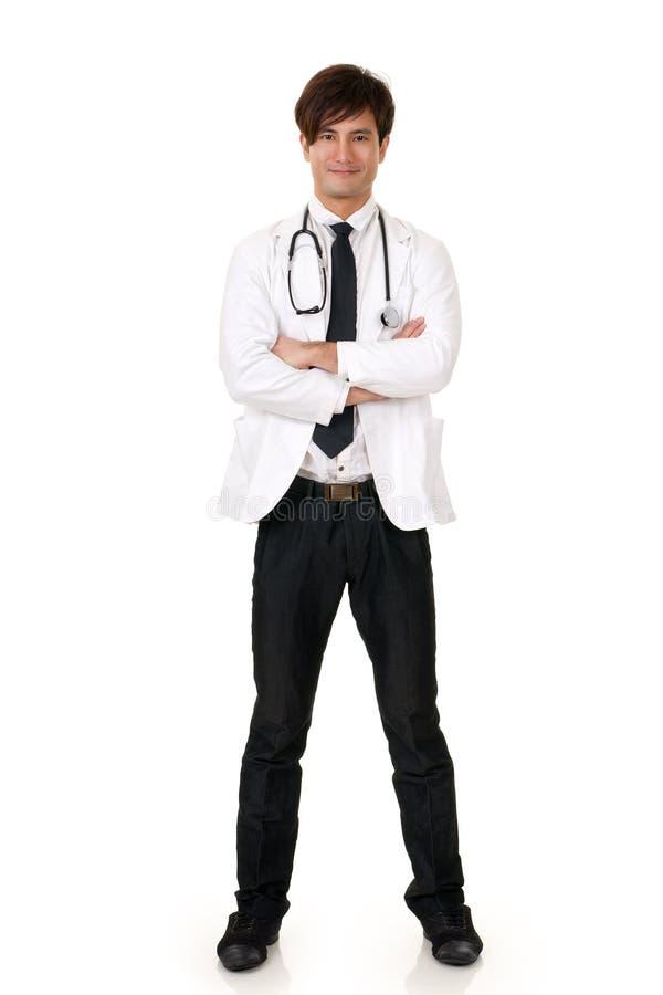 Medicindoktor arkivbild