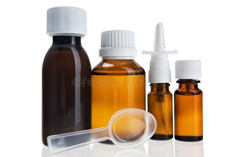 Download Medicine stock image. Image of syrup, remedy, reflection - 5989259