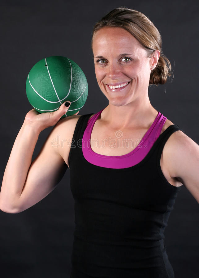 Download Medicine Ball Time stock photo. Image of lifting, exercise - 19571608