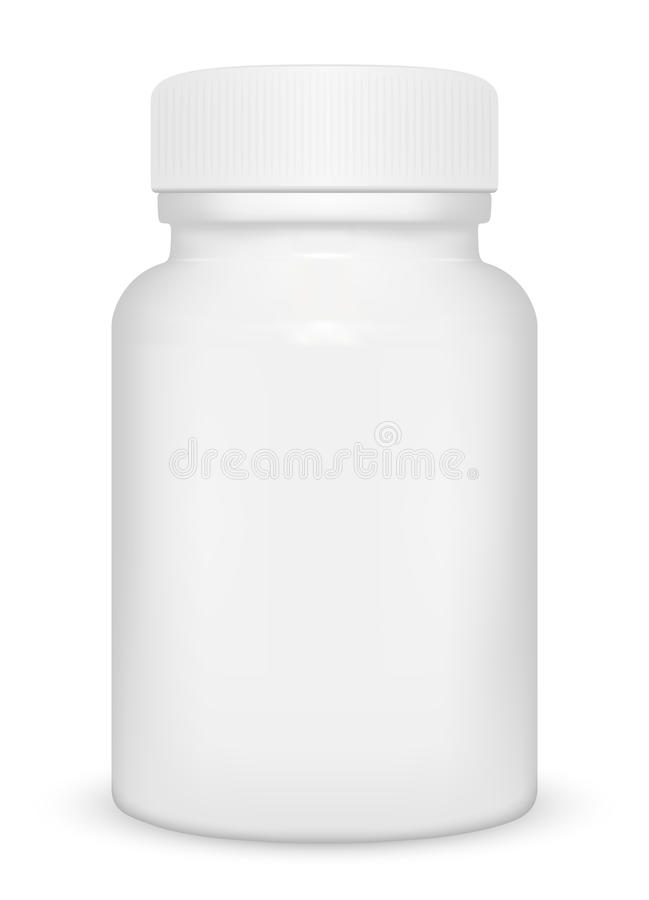 Free Medicine Bottle Royalty Free Stock Photography - 30672297
