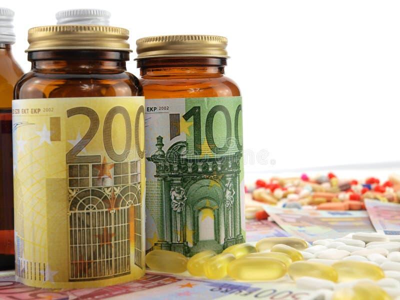 Download Medicine cost stock photo. Image of medication, money - 14824378