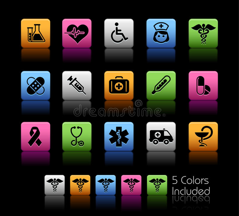 Download Medicine & Heath Care // Colorbox Series Royalty Free Stock Image - Image: 18608756