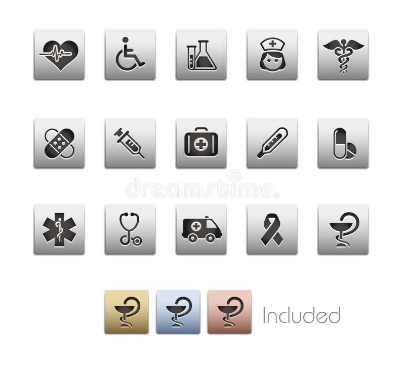 Download Medicine & Heath Care // Metallic Series Royalty Free Stock Image - Image: 14454716