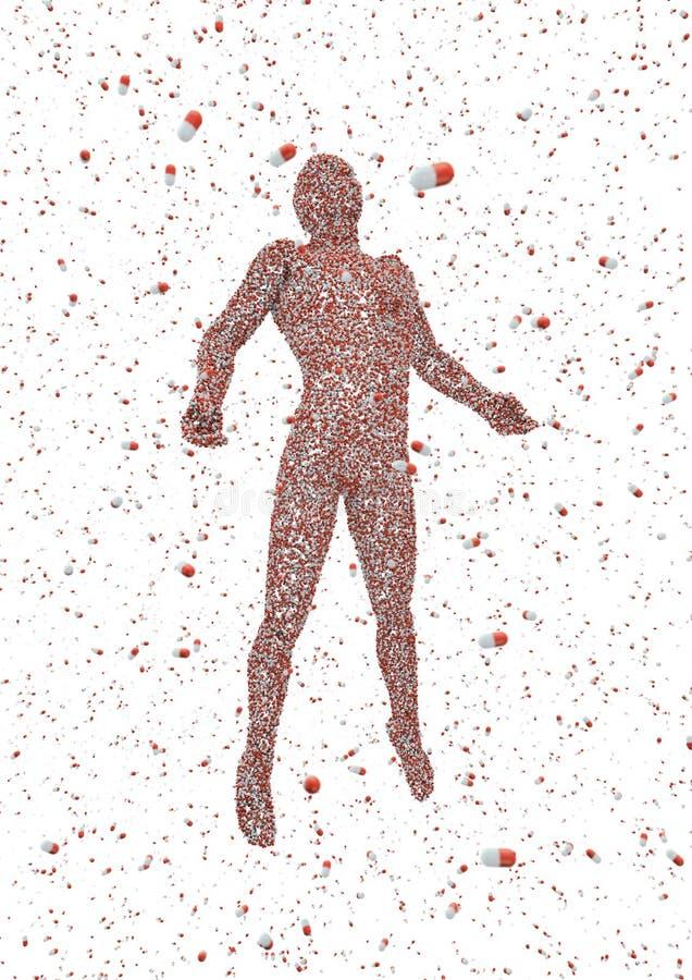 Download Medicine man stock illustration. Illustration of illness - 25708047