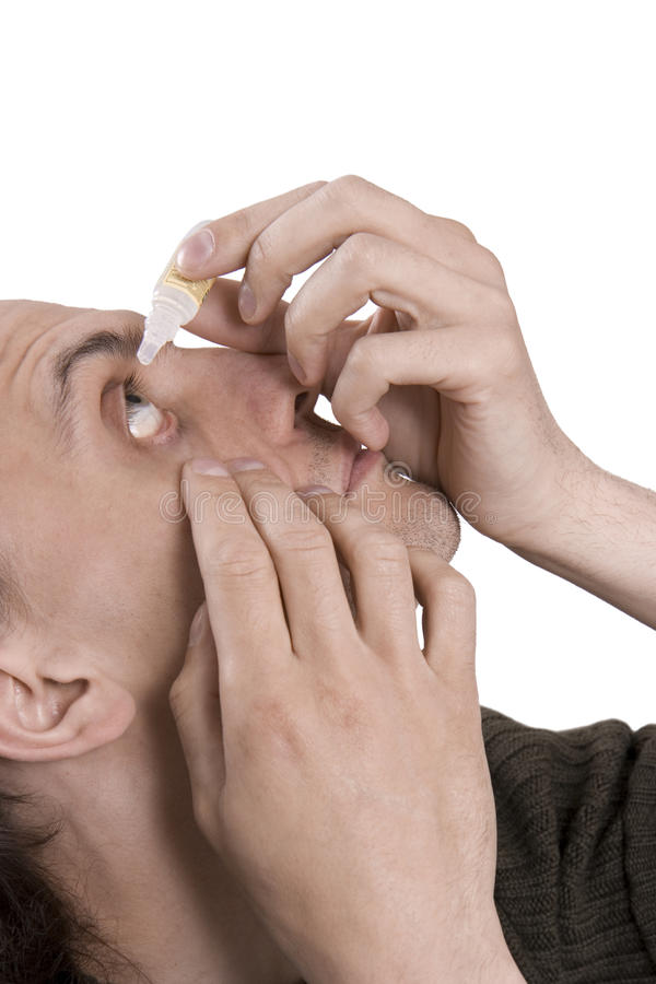 Download Medicine For Sick Eyes Royalty Free Stock Photography - Image: 10975547