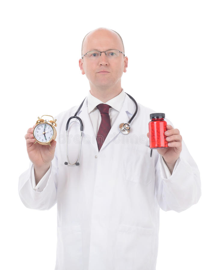 Free Medicine Time Royalty Free Stock Image - 31631396