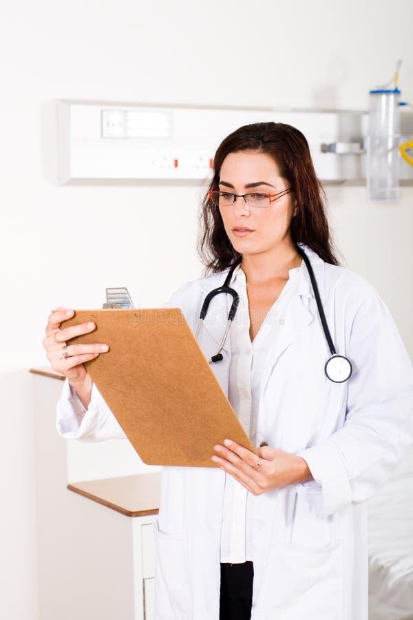 medicinsk arbetare royaltyfri foto