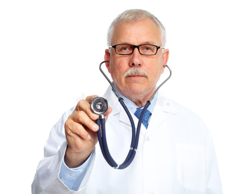 Medicinsk doktor. arkivfoto