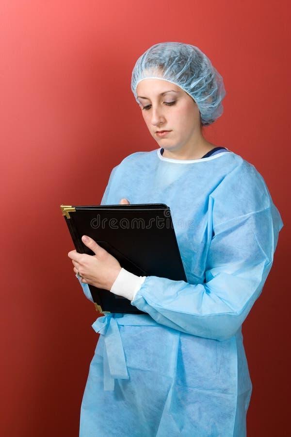 medicinsk professionell arkivbild