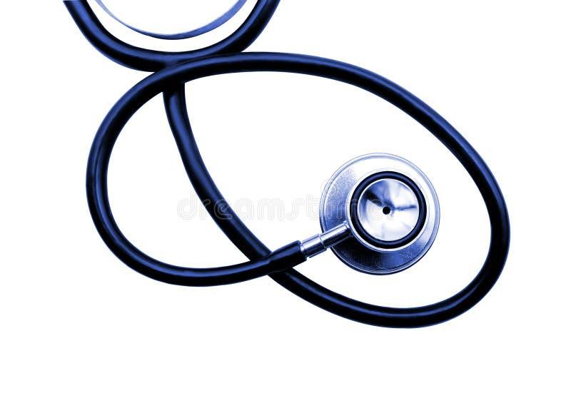 Download Medicinsk Stetoskop Som Isoleras På Vit Bakgrund. Arkivfoto - Bild av krom, objekt: 27287206