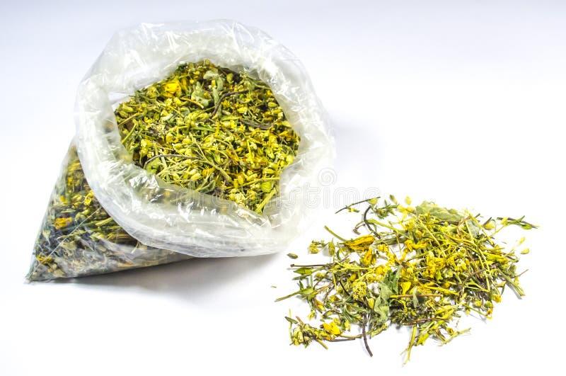 Medicinsk Tea Royaltyfri Bild