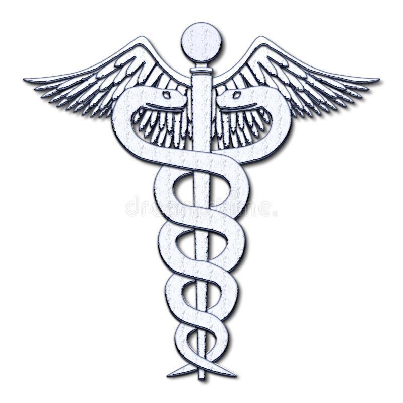 medicinskt symbol vektor illustrationer