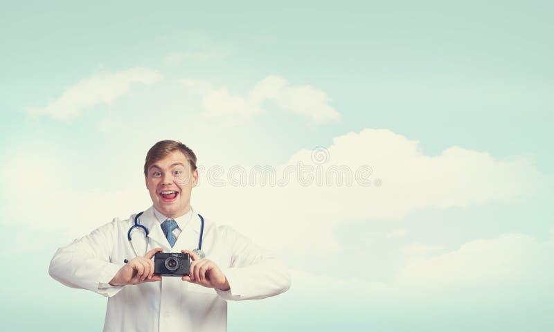 Medicinutforskning royaltyfri foto