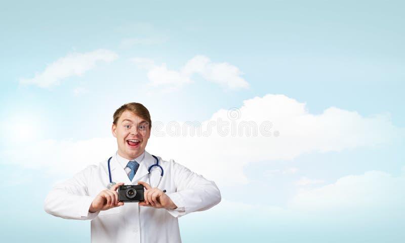 Medicinutforskning royaltyfria foton