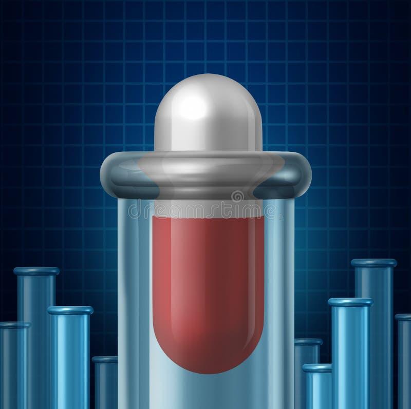 Medicinvetenskap vektor illustrationer