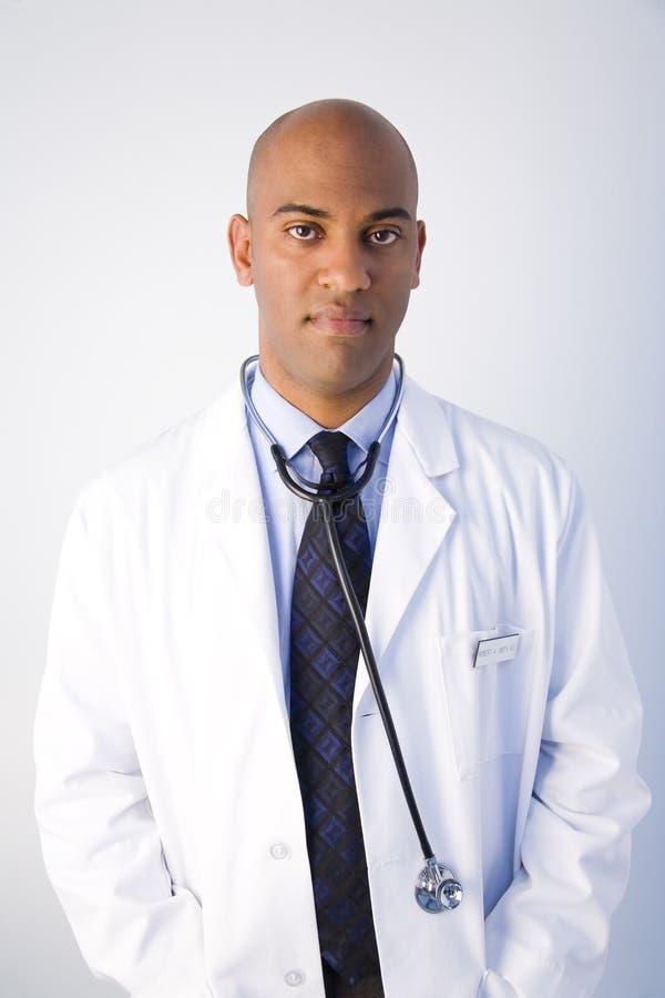 Medico astuto fotografia stock libera da diritti