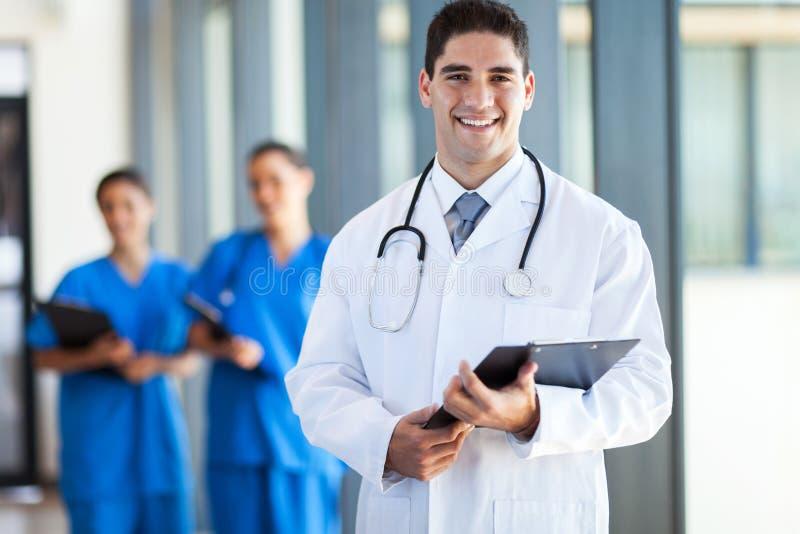 Medico e personale immagini stock