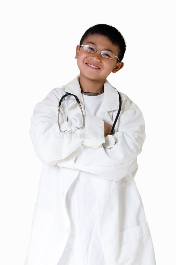 Medico futuro fotografia stock