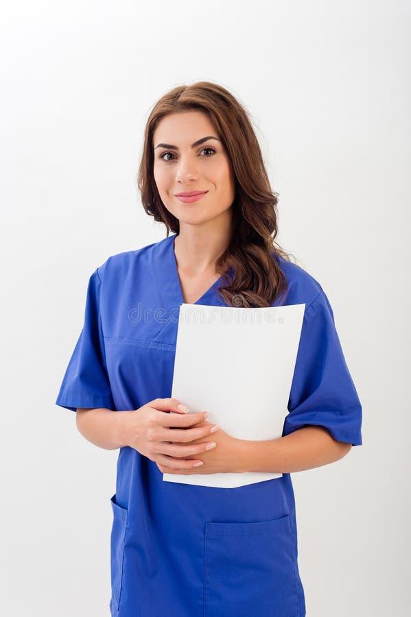 Medico/infermiere femminili immagini stock libere da diritti