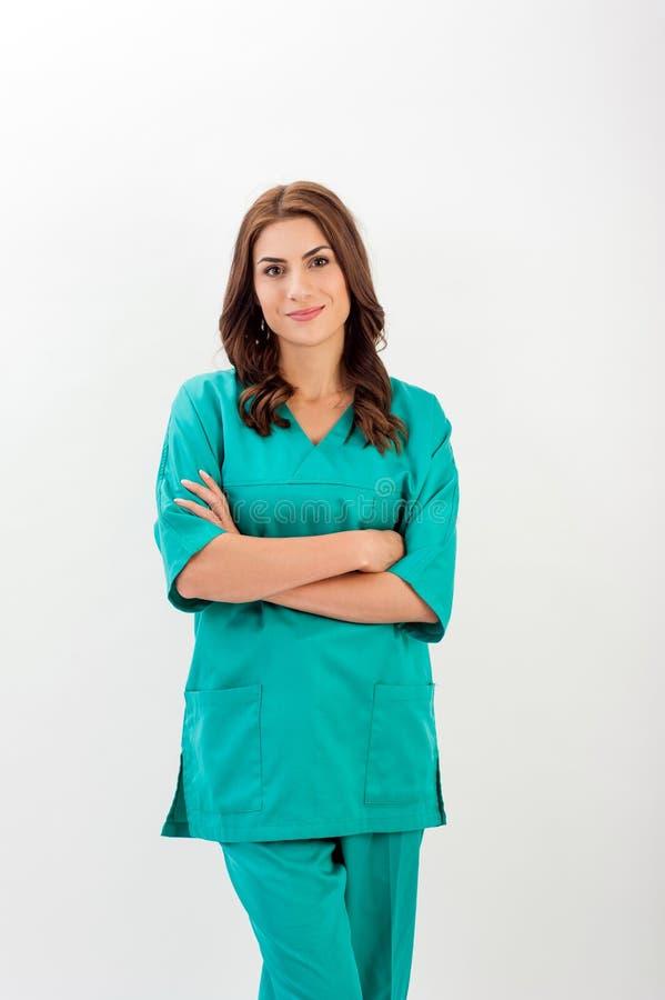 Medico/infermiere femminili fotografia stock libera da diritti