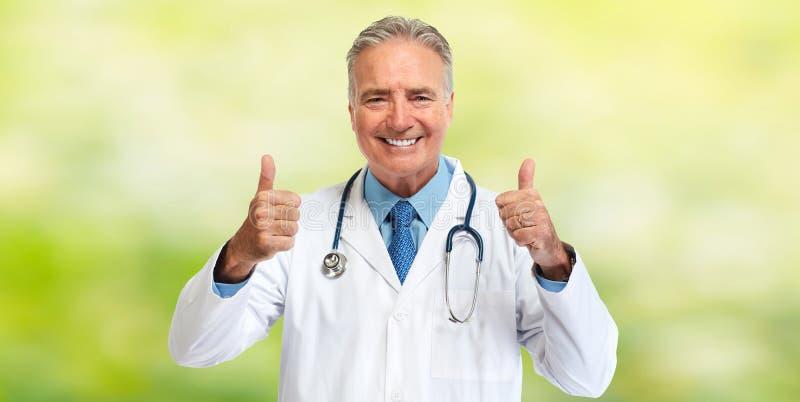 Medico maggiore immagini stock libere da diritti