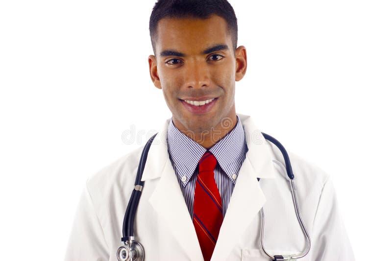Medico maschio immagine stock