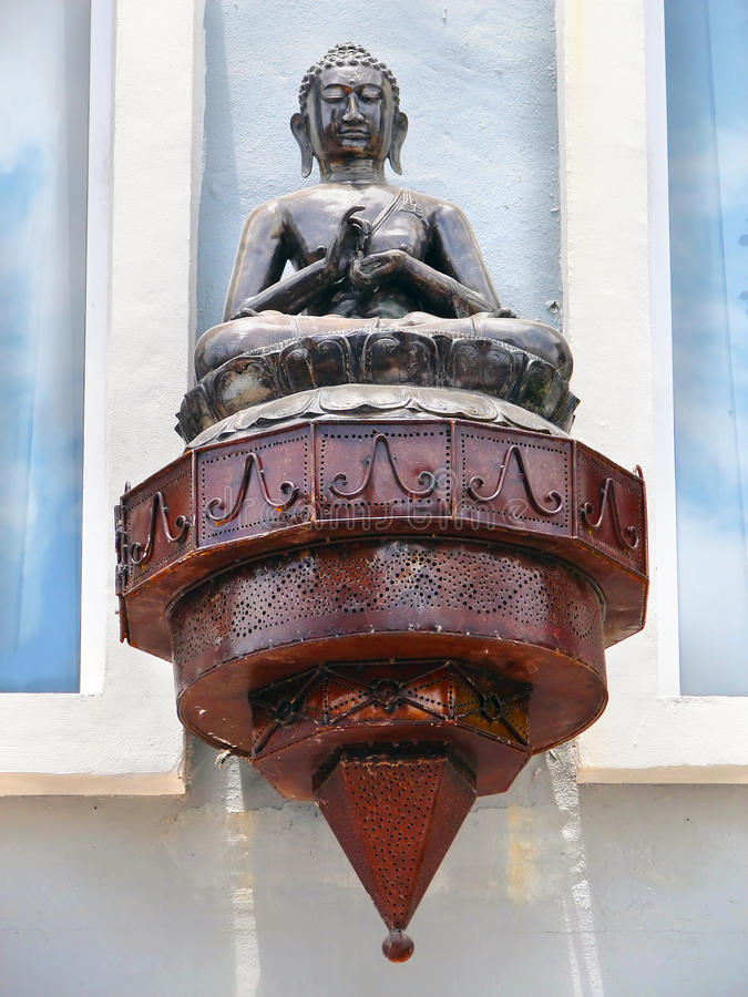 Download Medidating budha stock image. Image of decorative, divine - 18354121